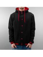 Urban Classics College Jacket black