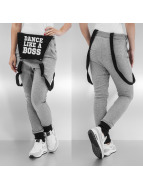 Urban Classics Dance joggingbroek grijs