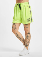 Urban Classics Dance shorts geel