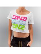 Urban Classics Dance t-shirt wit