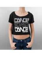 Urban Classics Dance t-shirt zwart