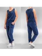 Urban Classics jumpsuit blauw