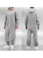 Urban Classics jumpsuit grijs
