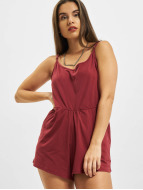 Urban Classics Jumpsuits Spaghetti red