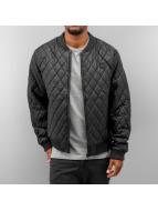 Urban Classics Leather Jacket black