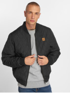 Urban Classics Lightweight Jacket Diamond Quilt Nylon black