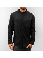 Urban Classics overhemd zwart