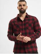 Urban Classics Shirt red