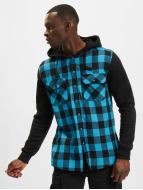 Urban Classics Shirt turquoise