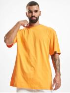 Urban Classics Tall Tees oranje