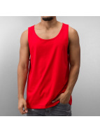 Urban Classics Tank Tops red