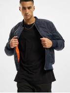 Urban Classics Winter Jacket blue