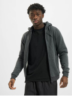 Urban Classics Zip Hoodie Relaxed gray