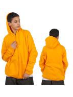 Urban Classics Zip Hoodie Kids orange