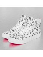 Vans Sneakers High Slim Zip (Baron Von Fancy) white