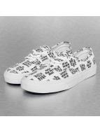 Vans Sneakers Authentic Baron von Fancy white