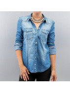 Vero Moda Bluse blau