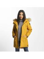 Vero Moda Coats vmTrack Expedition yellow