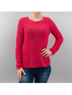 Vero Moda Jumper Charity Knit Sweatshirt Azalea pink