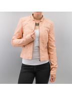 Vero Moda Leather Jacket rose