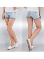 Vero Moda Shorts blau