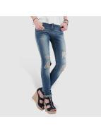 Vero Moda Skinny jeans blauw