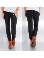 Vero Moda Skinny Jeans schwarz