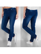 Vero Moda Straight Fit Jeans blau