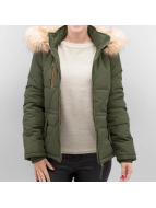 Vero Moda Winter Jacket vmIlka green