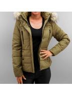 Vero Moda Winter Jacket VMBella Short khaki