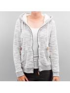 Vero Moda Zip Hoodie VMElinda gray