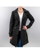 VILA Coats black