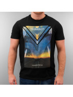 Voi Jeans T-Shirt schwarz