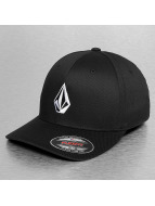Volcom Flexfitted Cap Full Stone black