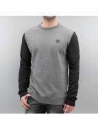 Volcom Pullover Single Color Blocked Basic gray