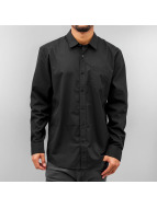 Volcom Shirt Everett Solid black