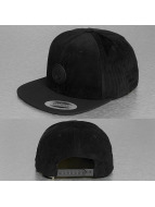 Volcom Snapback Cap Quarter Fabric black