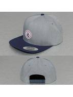 Volcom Snapback Cap Quarter gray