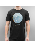 Volcom T-Shirt Cracked Basic black
