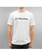 Volcom T-Shirt Linoeuro Basic white