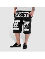 VSCT Clubwear shorts zwart