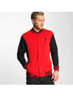 Who Shot Ya? College Jacket Dream red