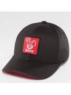 Who Shot Ya? Fitted Cap Daddy Fit black