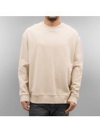 Who Shot Ya? Pullover Basic beige