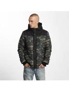Who Shot Ya? Winter Jacket Uniondale camouflage