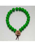 Wood Fellas armband groen