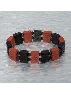 Wood Fellas armband zwart