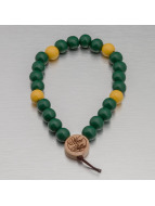 Wood Fellas Bracelet Deluxe Pearl green