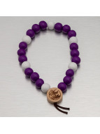 Wood Fellas Bracelet Deluxe Pearl purple