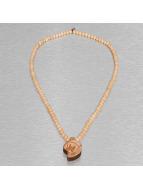 Wood Fellas Necklace Cap beige